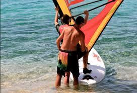 Apprendre Le Windsurf A Hyeres Bernex